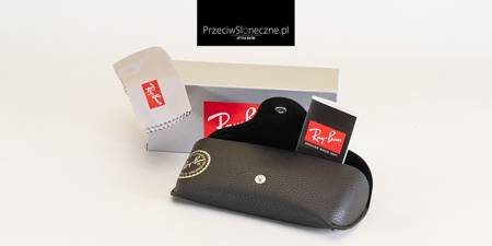 RAY BAN THE COLONEL 0RB 3560 002/58 61