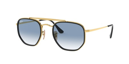 RAY BAN THE MARSHAL II 0RB 3648M 91673F 52