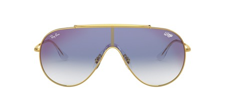RAY BAN WINGS 0RB 3597 001/X0 33
