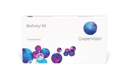 Soczewki Biofinity XR 3 szt.